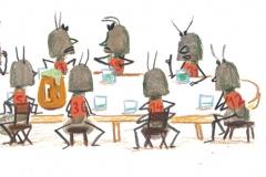 Stammtisch der Ameisen